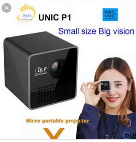 Mini dlp projector p1  (Box Pack)