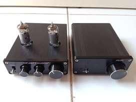 Mini tube amplifier