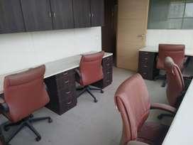 Rental Furnished Office
