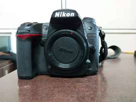 Nikon D7000 mint condition personal use only body