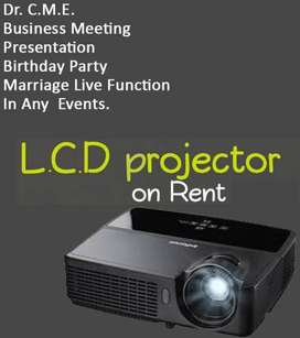 rental multimedia projector