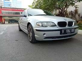 BMW 318i not 320i body e46 warna silver barang antik istimewa