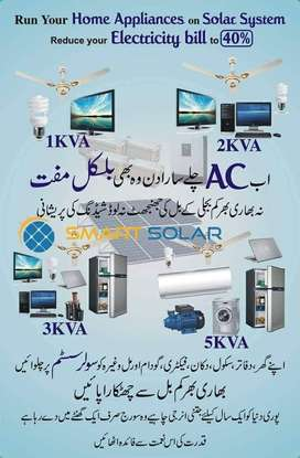 5KVA Solar System for Home