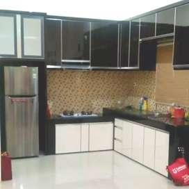 Kitchen set custom lemari dapur