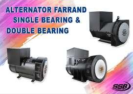 Alternator Farrand Single Bearing 11Kva - 675Kva