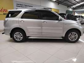 Terios TX 1,5 matic 2013 TOP super istimewa