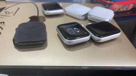 Apple Watch SE 44MM GPS+CELLULAR Warranty 8-9 Months Swapped Watch