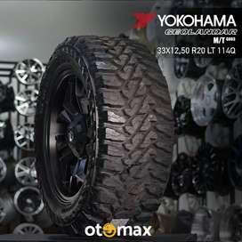 Ban Mobil Yokohama Geolandar M/T G003 33X12.50 R20