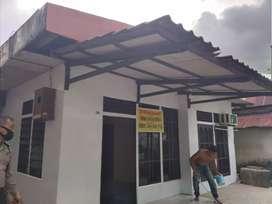 Disewakan Rumah Jalan Hasanuddin(sui jawi) gang parindra 1 no 1