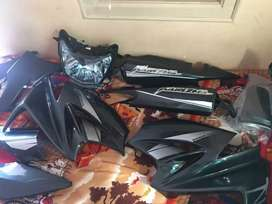 Karizma R full body kit for sale