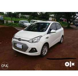 Hyundai Xcent 2015 Petrol Well Maintained