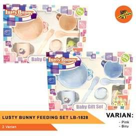 LUSTY BUNNY FEEDING SET LB-1828 - Gift Set