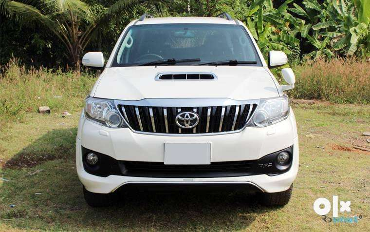 Toyota Fortuner 3.0 4x4 Automatic, 2015, Diesel 0