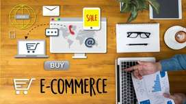 E-Commerce And any Type Website Designing And Development