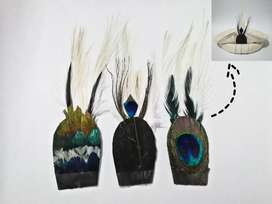 Feathers for Chitrali Caps (Men & Women)