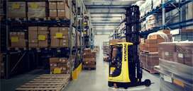 Forklift for Retail Stores & Warehouses