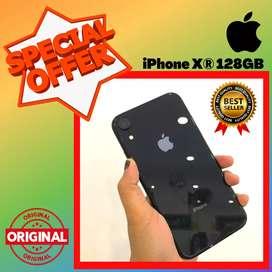 BISA TUKAR - TAMBAH !! SECOND IPHONE XR 128 GB - EKS INTER
