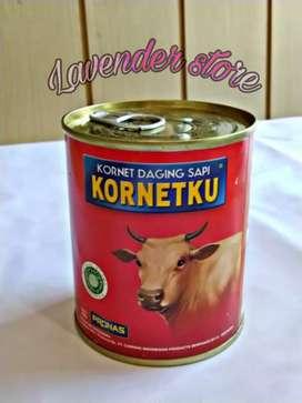 Kornet daging sapi KORNETKU