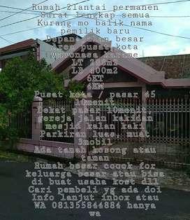 Rumah 2lantai permanen