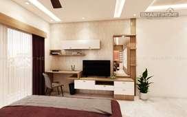 MODULAR KITCHEN & HOME INTERIOR AT OFFER PRICE