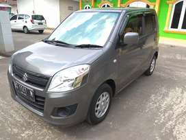 Suzuki wagon R 2018, pajak baru bayar, cat orisinil,  wangi mobil baru
