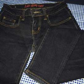 Logo jeans size 27