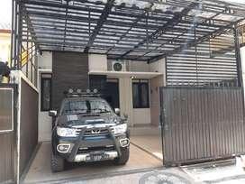 Rumah Baru 2KT Disewakan Dikontrakkan Bulanan d Renon dkt Panjer Sanur