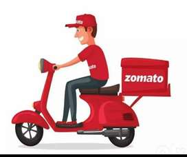 Looking for delivery boy
