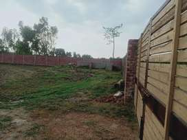 4 Kanal walled farm House Plot On Bedian road Unity Farm For Sale Exch