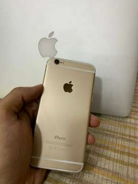 iPhone 6(128GB) Gold Color