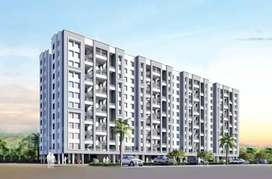 2 bhk Nearing possession near Moze college Wagholi for sale