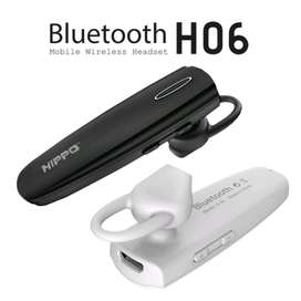 Headset bluetooth hippo H06 by sam central Powerbank
