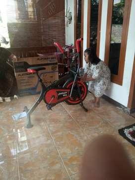 Sepeda fitnes new Platinum bike sport one