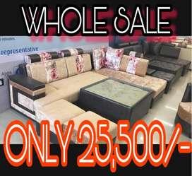 Whole sale rates che bed sofa milda hai