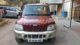 Mahindra Scorpio 2002-2013 2.6 SLX, 2005, Diesel