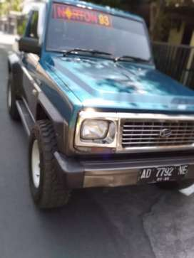 mobil daihatsu tahun 1996