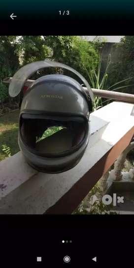 Aerostar helmet