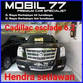 Cadillac escalade platinum 6200cc tahun 2012