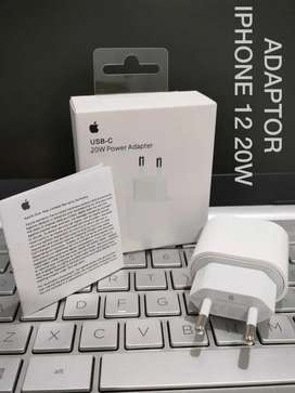 CHARGER ADAPTOR IPHONE 10/11/12 20W