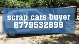 Totally Scrap car's junked rusted car's buyer