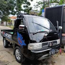 Suzuki Futura pick up