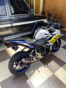 Yamaha R25, Tahun 2014