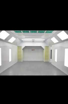 Kingston Paint Booth. Pakistan's No:1 Paint Booth Provider