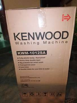 Kenwood Original Washing Machine in warranty