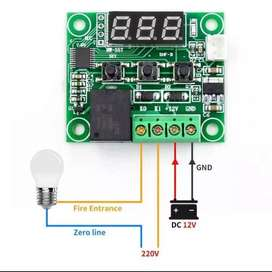 W1209 High Quality temperature controller for Incubator