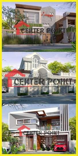 Desain Arsitek Gambar RAB IMB Kontraktor Rumah di Ginung Sitoli