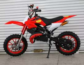 New 50cc Super Kids Dirt bikes