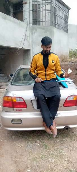 Driver in all Islamabad