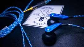 Earphone Edifier H185 Custom & Treatment