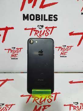 I PHONE 7 128GB JET BALCK